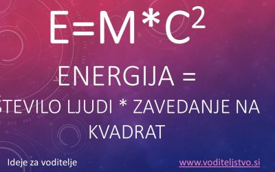Energy is increasing with awareness. Squared.