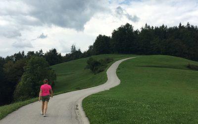 Kako daleč je treba potovati za premik v dojemanju?